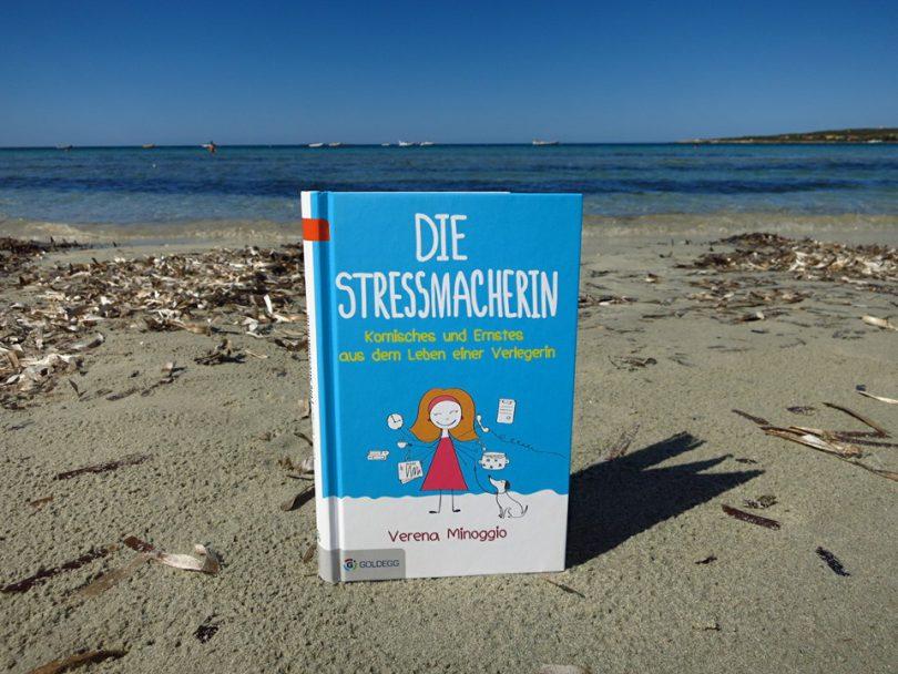 Die Stressmacherin Buch