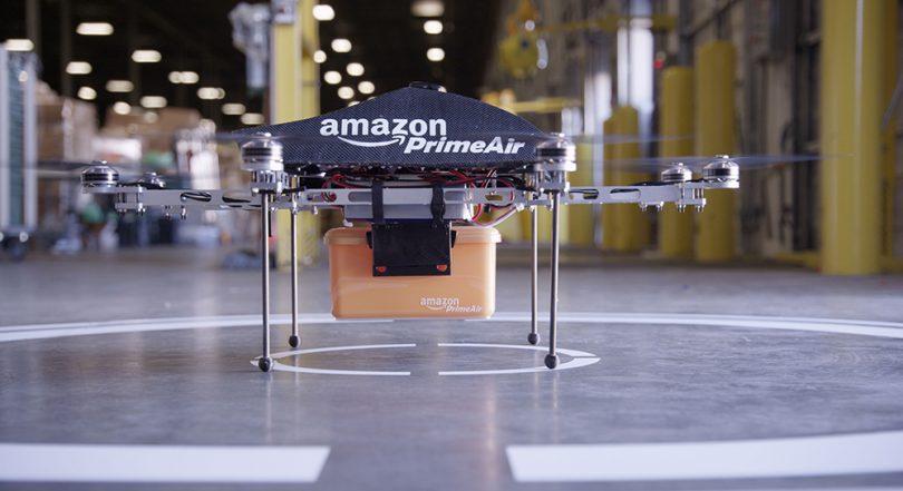 Steuervermeider Amazon Drohne