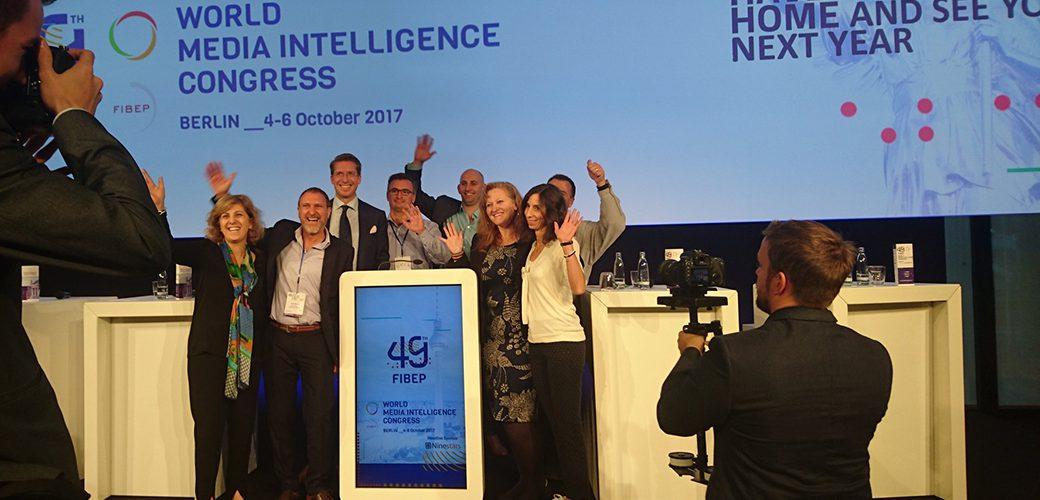 World Media Intelligence Congress 2017 WMIC 2017