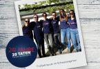 20 Jahre 20 Taten Frühjahrsputz im Schweizergarten