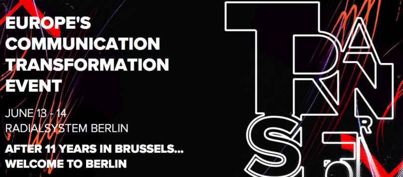 European Communication summit 2018 grafik