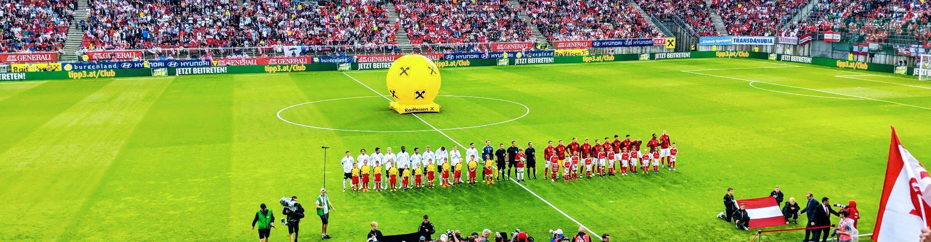 Freundschaftsspiel Deutschland Österreich öfb
