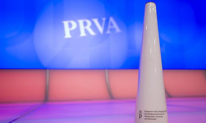 PR-Staatspreis 2018 PRVA