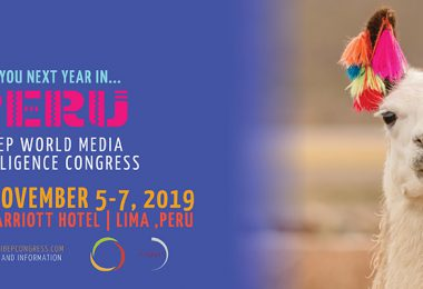 FIBEP World Media Intelligence Congress Peru 2019