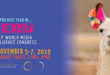 FIBEP World Media Intelligence Congress Peru 2019