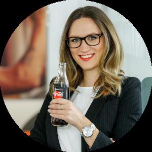 Natasa Josic Coca Cola
