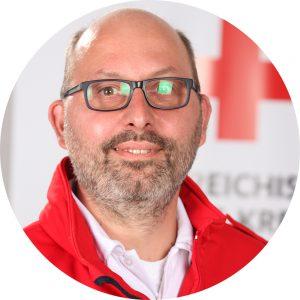 Mag. Gerald Czech, Bereichsleiter Marketing und Kommunikation Österreichisches Rotes Kreuz