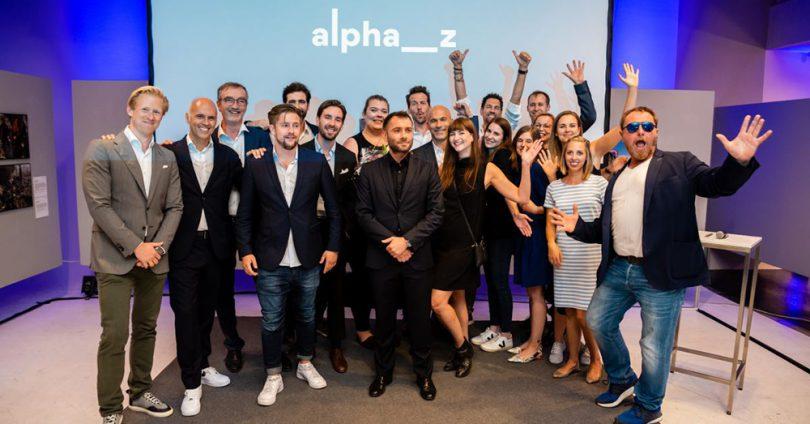alpha_z kickoff