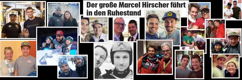 Hirschers Medienecho