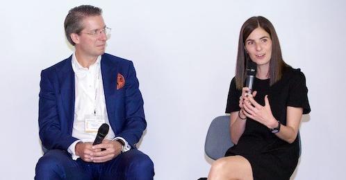 Unternehmenssprecher des Jahres Sophie Matkovits