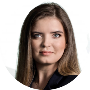 Sandra Bijelic Pressesprecherin Industriellenvereinigung