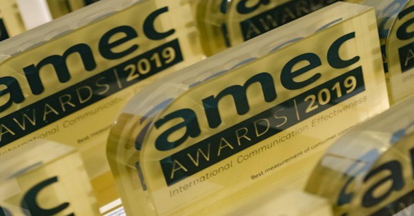 AMEC Award 2019