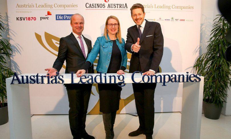 Austrias Leading Companies Award