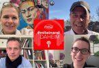 Coca-Cola Podcasts #miteinand daheim