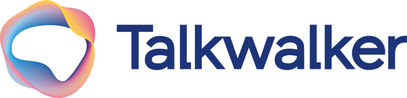 Talkwalker neues Logo
