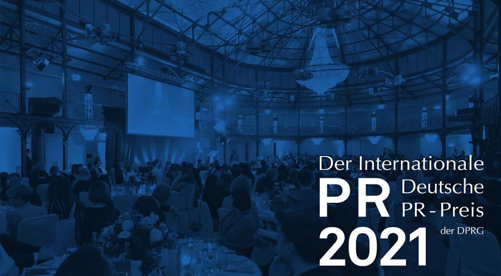 Internationaler Deutscher PR-Preis 2021