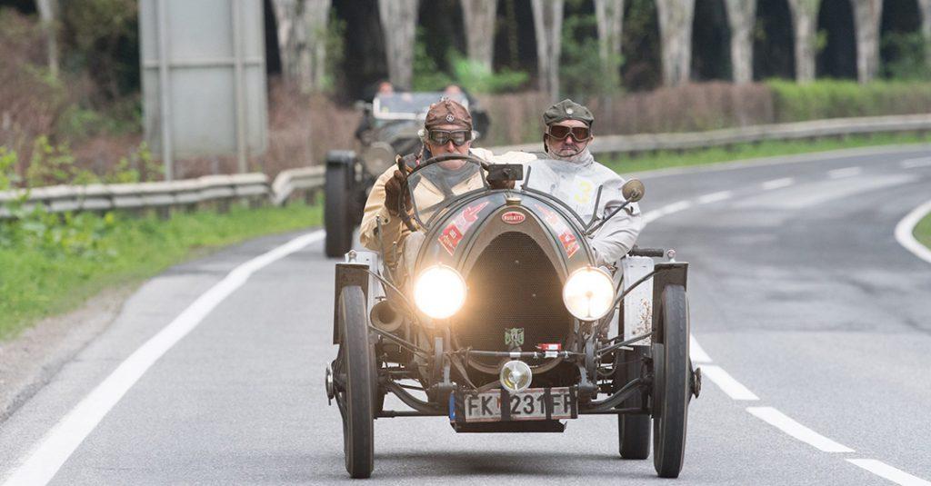 Bugatti Brescia_Suedsteiermark Classic 2021