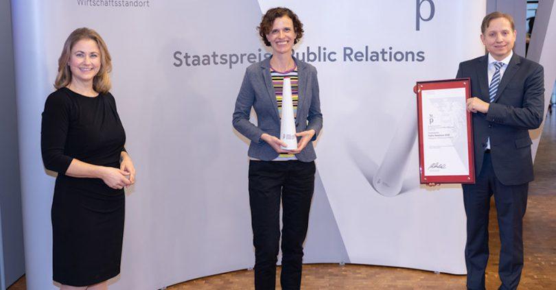 Staatspreis PR Sieger SOS-Kinderdorf