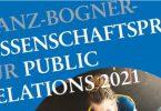 Franz-Bogner-Wissenschaftspreis für Public Relations 2021