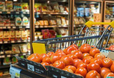 Mafo_Rabattmarken-Einkauf in Supermarkt
