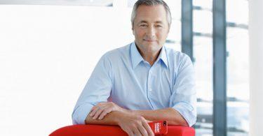 Vodafone CEO Hannes Ametsreiter