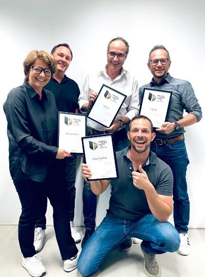 zurgams Auszeichnung German Brand Award 2021